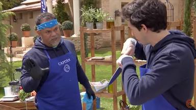 """Andy ('MasterChef') da explicaciones de lo sucedido con la expulsión de Michael: """"Fue vergonzoso"""""""