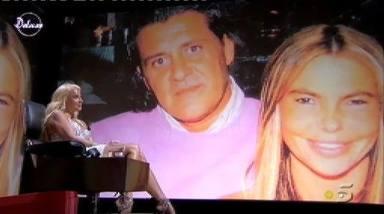 Leticia Sabater y la historia de su novio desaparecido