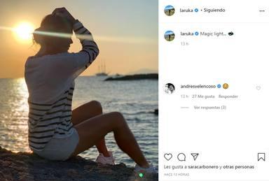 Lara Álvarez y Andrés Velencoso: ¿segunda oportunidad?
