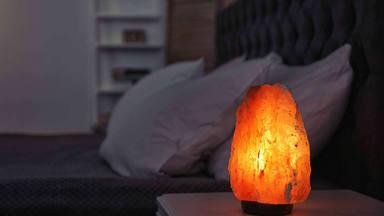 Tener una lámpara de sal en casa te aportará numerosos beneficios