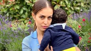 Hiba Abouk se sincera sobre la lactancia materna