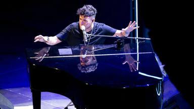 Pablo López prosigue llevando su voz y su piano en directo