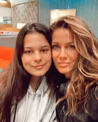 Manuela Sanz Jaydy Michel foto instagram