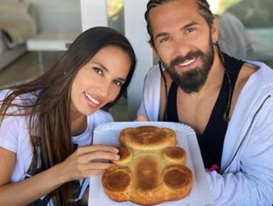 India Martínez y su novio Ismael