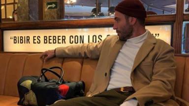 Este es el extraño video que ha compartido Miguel Ángel silvestre con sus seguidores