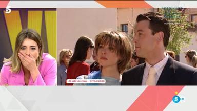 Sandra Barneda inicios en televisión como actriz
