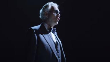 Andrea Bocelli preparado para 'Believe in Christmas' su directo desde el teatro de ópera Regio di Parma