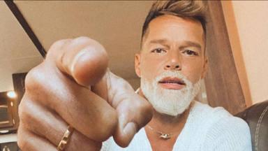 """Ricky Martin reivindicativo contra la violencia con la mujer: Muchos tienen que actuar """"pero nosotros también"""""""