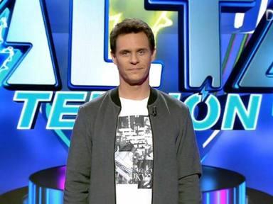 Christian Gálvez se emociona en su regreso a televisión de la mano de 'Alta Tensión'
