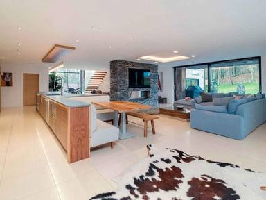 Nueva casa de Cristiano y Georgina en Mánchester