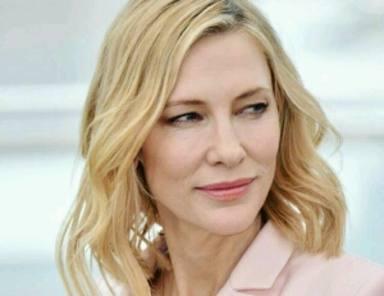 """Impresionante"" Cate Blanchett."