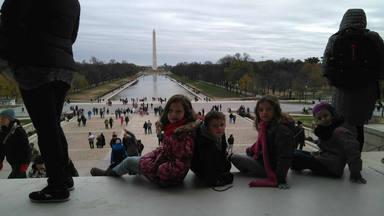 Diario de una familia numerosa española en Estados Unidos