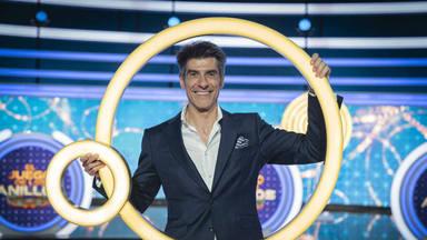 Jorge Fernández en El juego de los anillos