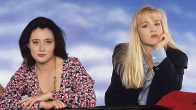 Salen a la luz las rencillas del pasado de 'Sensación de vivir' entre Shannen Doherty y Jennie Garth
