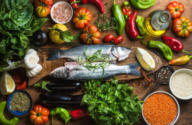 España dice adiós a la dieta mediterránea