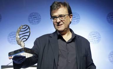 Javier Cercas guanya el premi Planeta