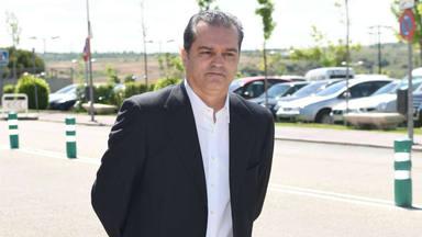 Ramón García recuerda muy emocionado y con la voz temblorosa a su padre fallecido