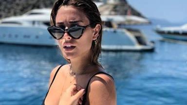 El tremendo susto de Blanca Suárez en un hotel