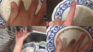 Coronavirus: vídeo viral explicar hijos lavarse las manos