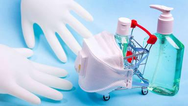 Medidas para no contagiarse en el supermercado