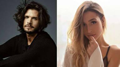Fredi Leis y Belén Aguilera en CADENA 100 en 'EN VIVO EN CASA'