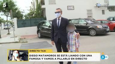 José Ortega Cano acude con su hijo José María a homenajear a Rocío Jurado en el aniversario de su muerte