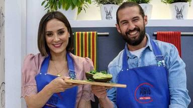 Cocina al punto con Peña y Tamara, el nuevo programa de cocina de Tamara Falcó en TVE