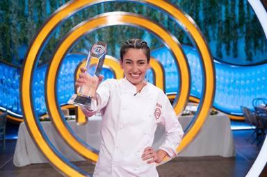 Ana Iglesias, la ganadora de 'MasterChef' más ejemplar en su edición más polémica
