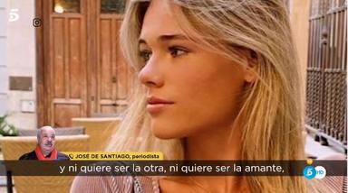 Ana Soria quiere pasar por el altar con Enrique Ponce