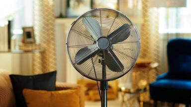 El ventilador no siempre es bueno en verano
