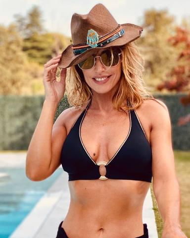 Emma García posa en bikini