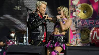 Las actuaciones que precedieron a la Super Bowl 2021: desde Miley Cyrus, Billie Idol a, entro otros, H.E.R.