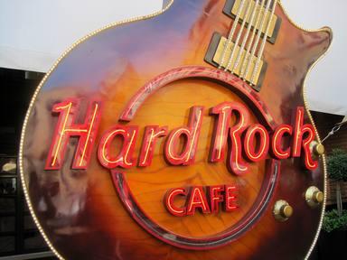 Ara Hard Rock Café Barcelona és Delivery