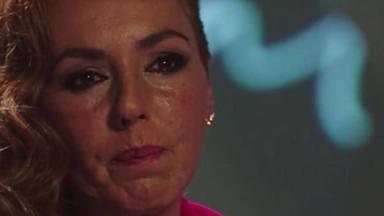 El conmovedor momento de Rocío Carrasco en pleno directo