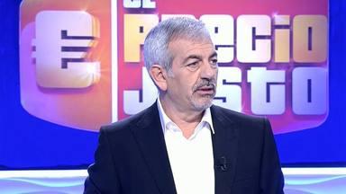 Cambio de planes para Carlos Sobera: Telecinco toma una drástica decisión con la emisión de 'El precio justo'