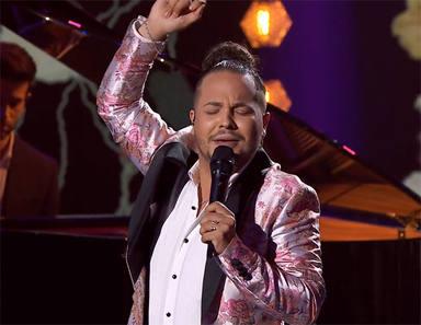 Isaac Cruz, el cantante que emocionó hasta la lágrima a Isabel Pantoja en Top Star