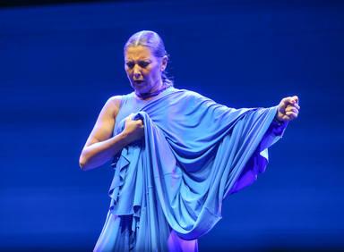 Sara Baras lleva su espectáculo Momentos al Concert Music Festival de Sancti Petri
