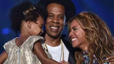 Beyoncé y su familia