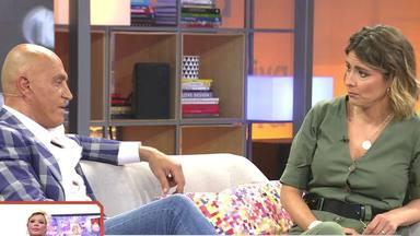 """Sandra Barneda pone en su sitio a Kiko Matamoros en 'Viva la vida': """"Es muy frívolo"""""""