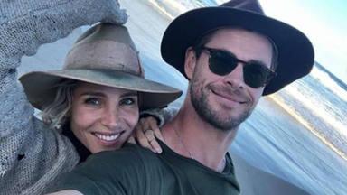 La romántica costumbre que Elsa Ptaky y Chris Hemsworth se han impuesto cada mes