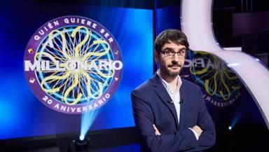 '¿Quién quiere ser millonario?' vuelve a la televisión y ya tiene primer concursante confirmado