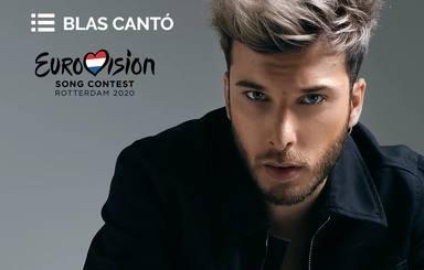 Blas Cantó borra sus fotos de Instagram a sólo días de publicar su canción para Eurovisión 2020