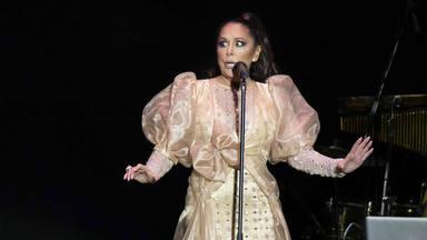 El concierto de Isabel Pantoja se vio empañado por problemas de sonido y un olvido de letra