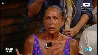 Isabel Pantoja abandonó la isla de Supervivientes de manera repentina