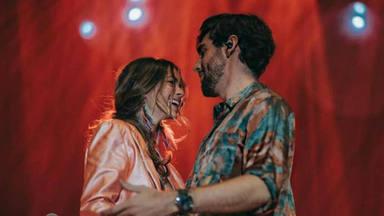 Antonio Hueso recibe 'En vivo' a Sofía Ellar y Álvaro Soler, repletos de optimismo