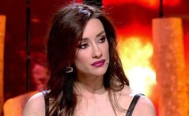 Adara Molinero defiende a Hugo Sierra de Ivana Icardi