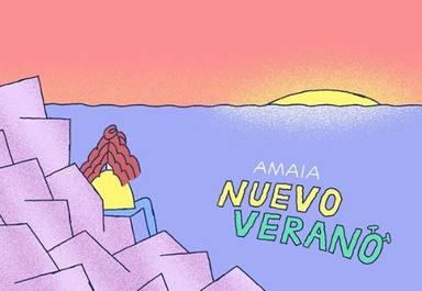 Portada del videoclip Nuevo verano de Amaia