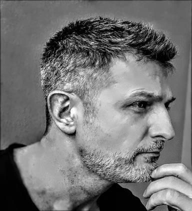 Nuevo look actor Jesús Olmedo