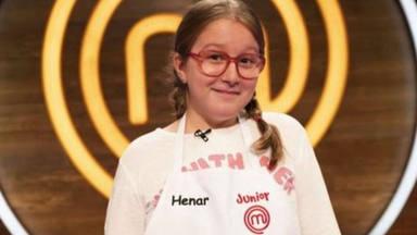 Henar, la joven concursante de MasterChef que actualmente arrasa en las redes