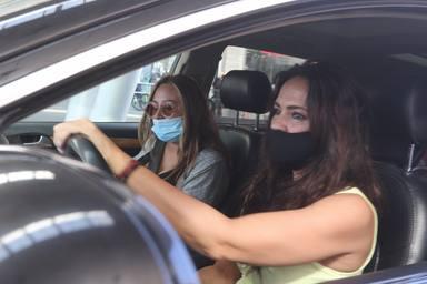 Rocío Flores apoya a Olga Moreno en su juicio contra Rocío Carrasco